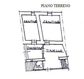 foto piano terreno Detached house via Martellono 8, Issiglio