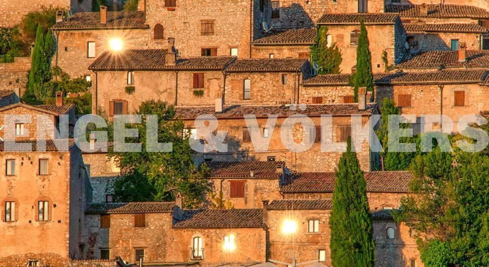 foto  Zweizimmerwohnung via del Castello, Campello sul Clitunno