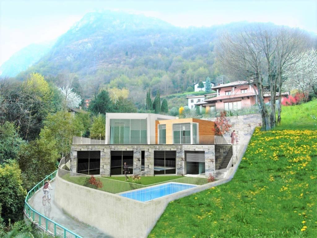 foto  Single family villa via per Loveno, Menaggio
