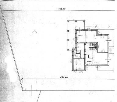 foto plan1 Single family villa via Cornufelle, Frascati