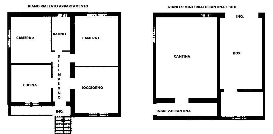 foto  Single family villa via Pasubio 17, Cesano Boscone
