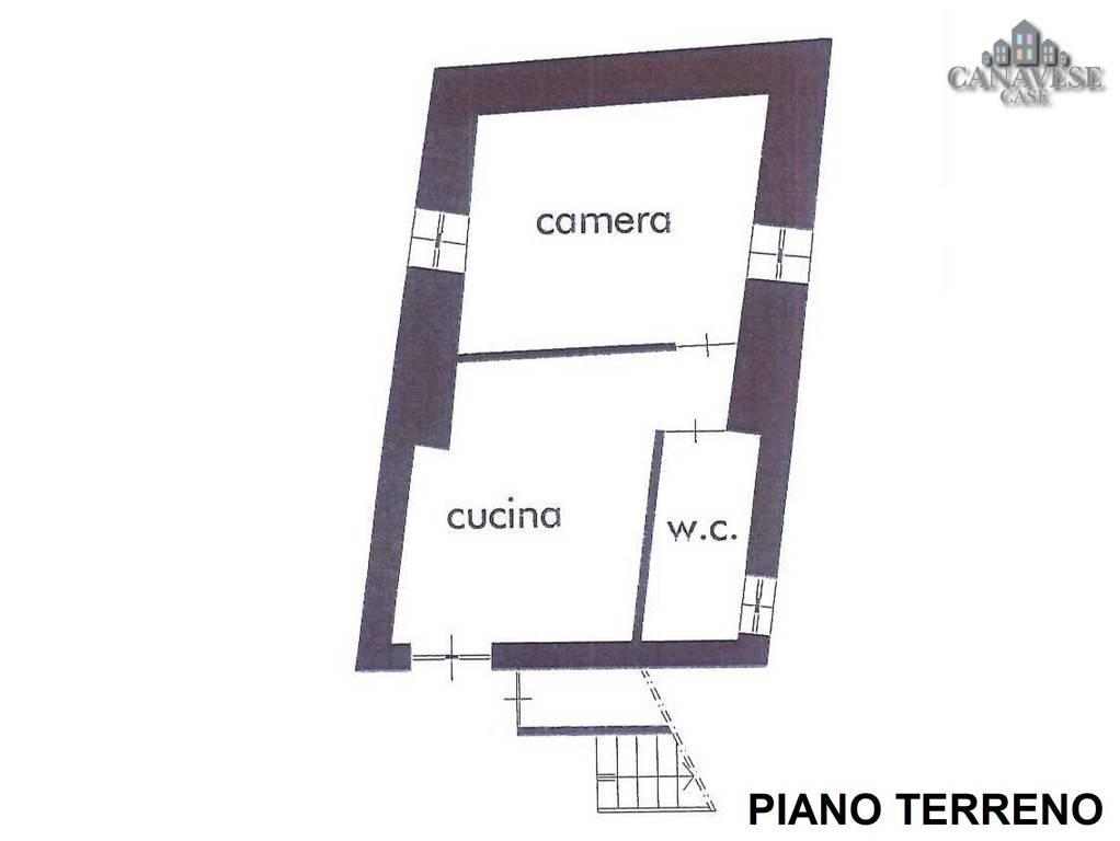 foto piantina Detached house frazione Praie 63, Locana