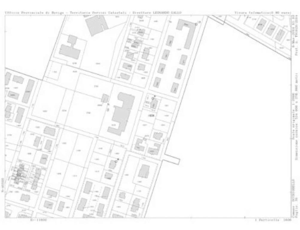 foto plan Trilocale via Gadola 0, Roma