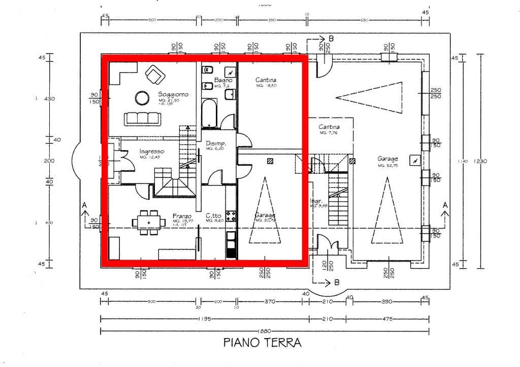foto  Multi-family villa via Fazzano 6, Correggio
