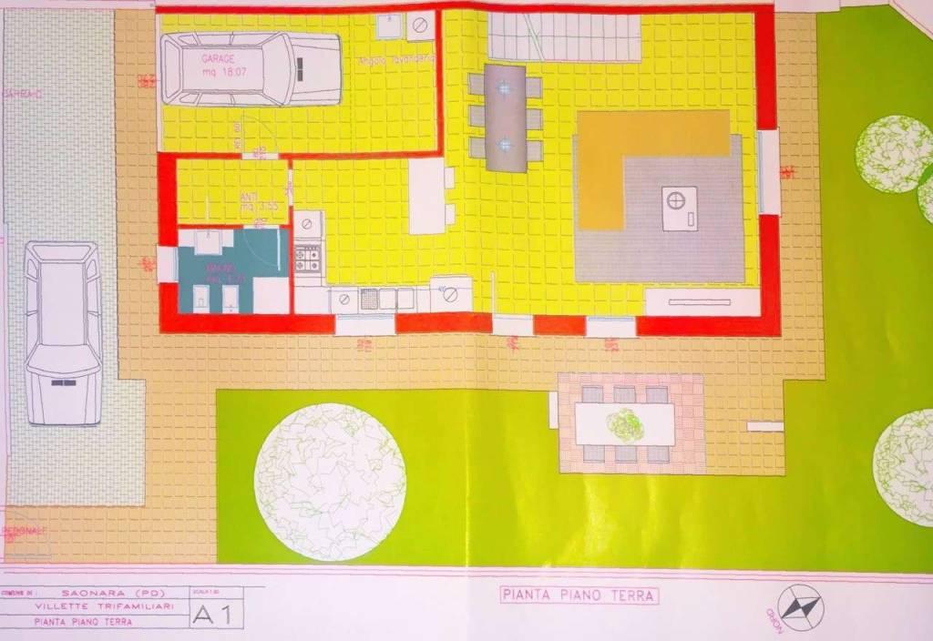 foto img 3237 3176571 Villa a schiera, nuova, Saonara