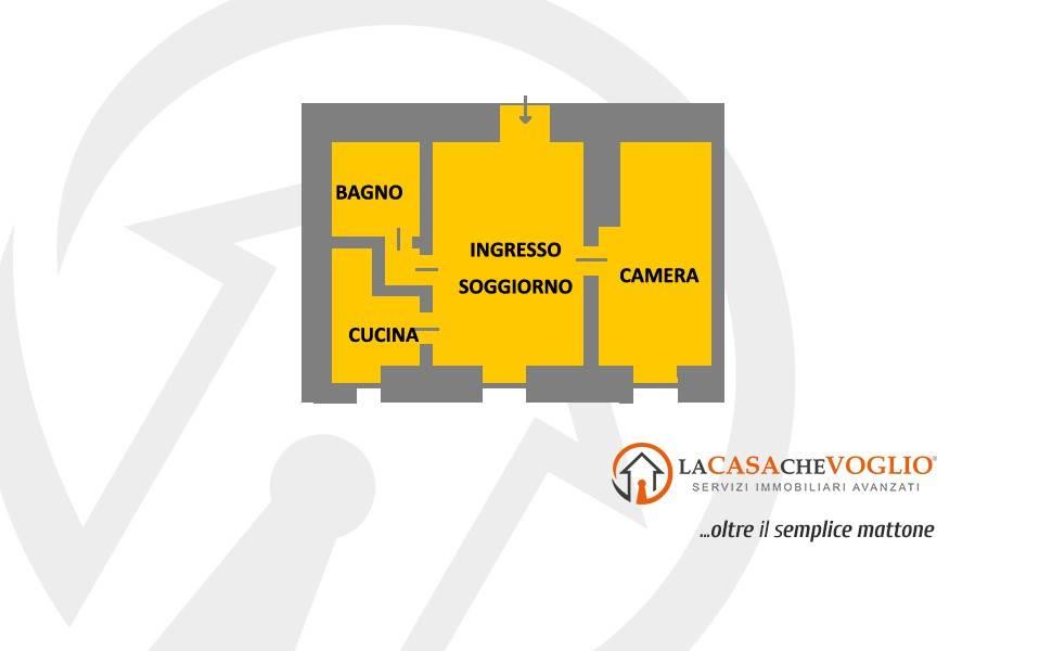 foto Planimetria Attic via Roma 5, Torre Pellice