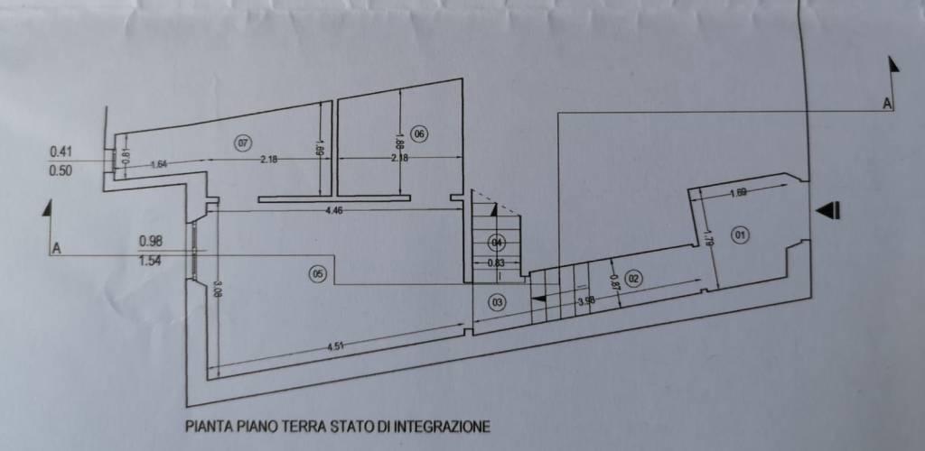 foto  Casa indipendente Lungarno di Santa Rosa, Firenze