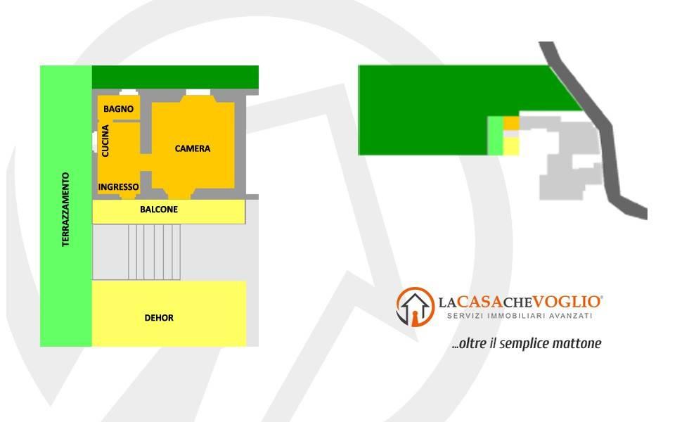 foto planimetria Farmhouse frazione Inverso Cognetti 8, Villar Pellice