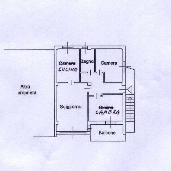 foto piani primo mansarda Multi-family villa via Marazza 15, Bellagio
