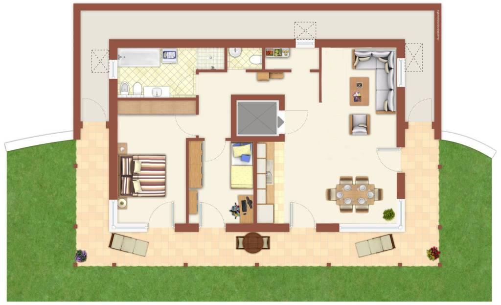 foto  3-room flat via Sciliar 53-1, Castelrotto