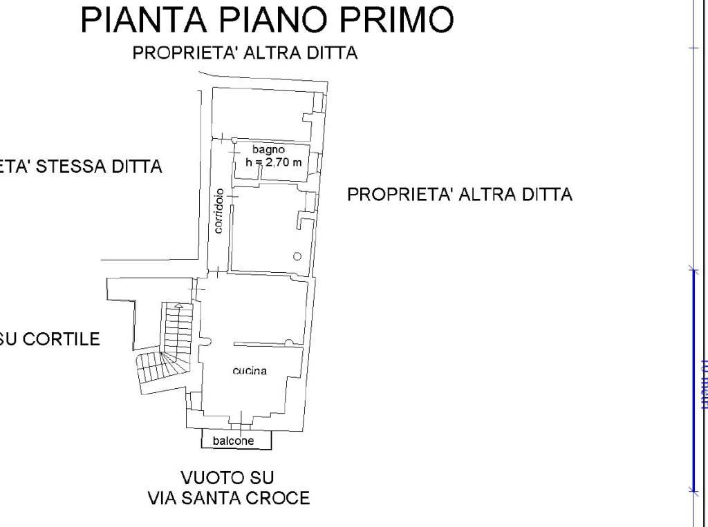 foto appartamento 4-room flat via Santa Croce 24, Cuneo