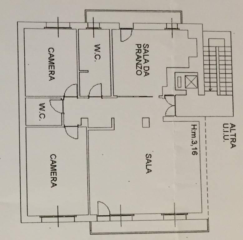 foto appartamento Apartment via Bartolomeo Bruni 7, Cuneo