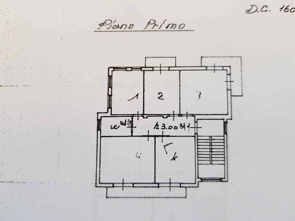 foto Piano Primo Two-family villa frazione Riva 18, Bra