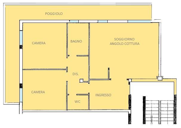 foto  4-room flat via Giarre, Abano Terme