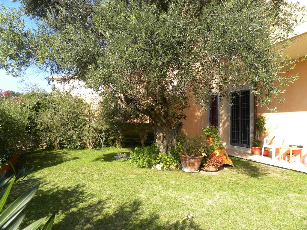 foto GIARDINO Two-family villa viale Parigi, Riano