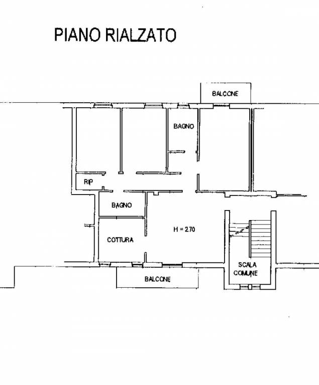foto A Appartamento via Filippo Turati, Calvisano