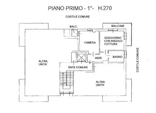foto  Appartamento all'asta via Pozzuoli 9, Milano