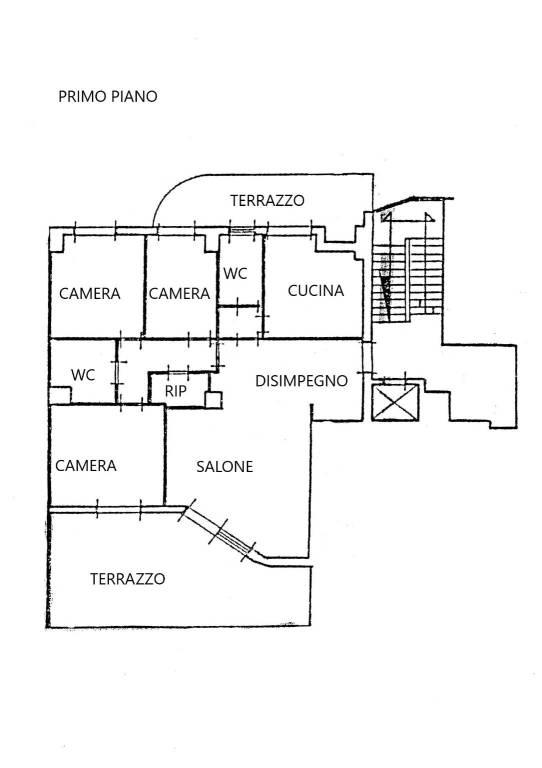 foto  Appartamento via Genova 29, Rende