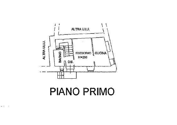 foto planimetria1 Haus via Torre Belvedere 29, Spello