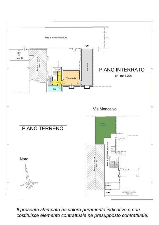 foto inter2 Detached house via Pietro Palmieri  8, Riva Presso Chieri