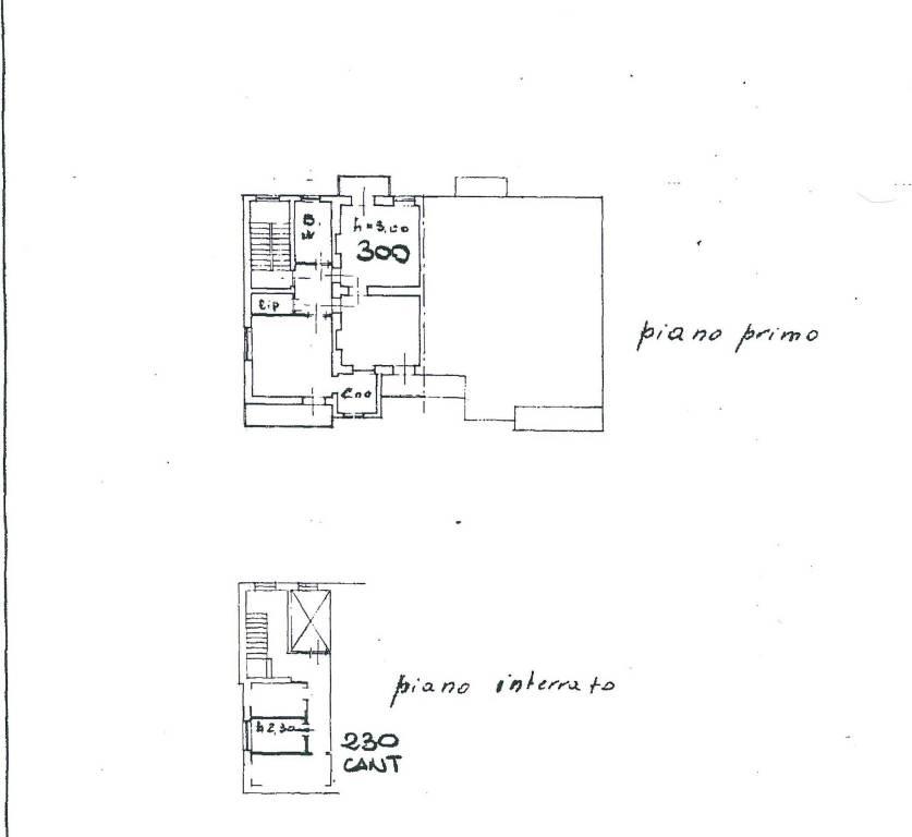 foto planimetria 4-room flat via Provinciale, Samone