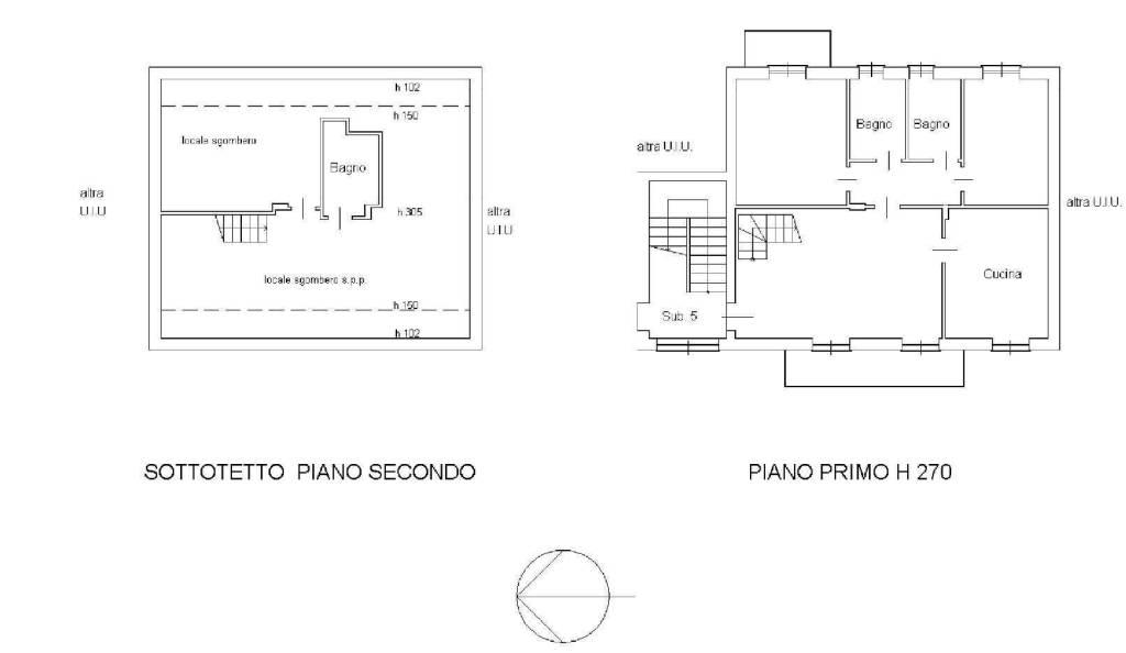 foto  3-room flat via Civasco, Rodano