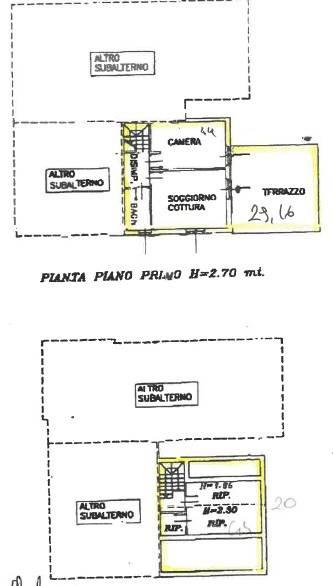 foto  Trilocale via Piave 56, Dorio