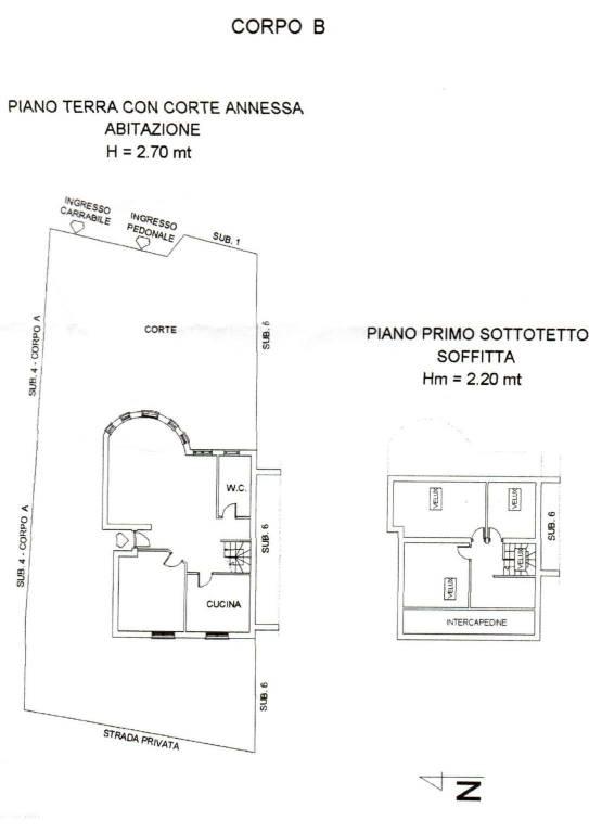 foto planimetria ok Villa unifamiliare via velletri 131, Artena