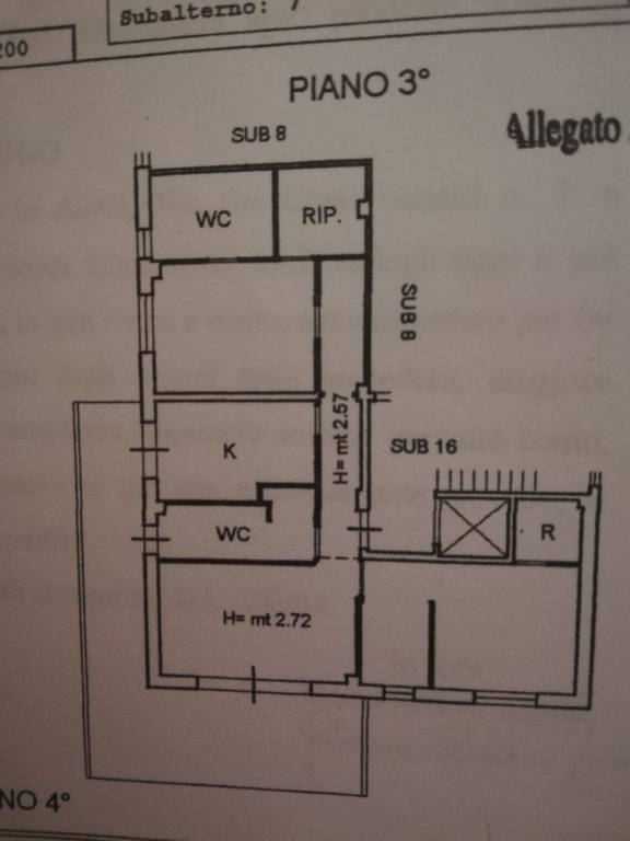 foto  4-room flat via 15 Gennaio, Fiuggi