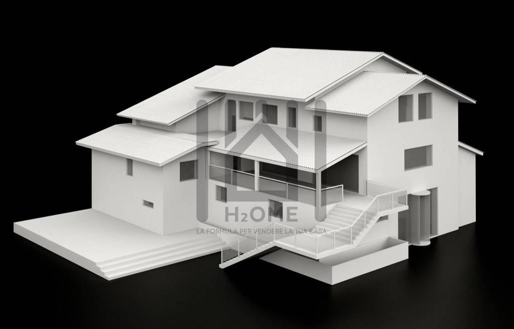 foto VISTA 3D Building via Morrone, Pescosolido