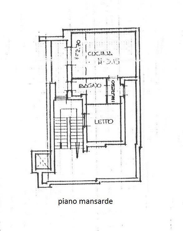 foto alloggio 2-room flat via Viada, Roccavione