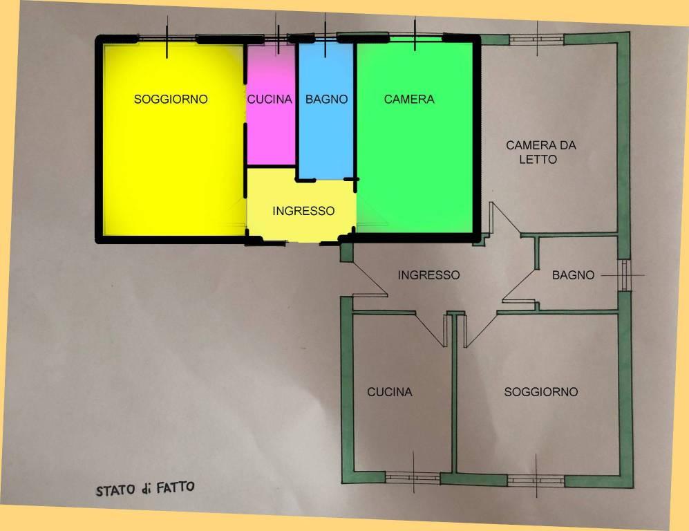 foto appartamento-bollate Bilocale via Monte Cengio, Bollate