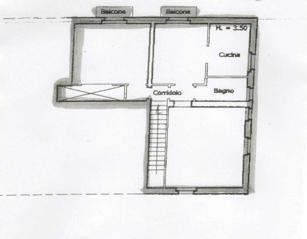 foto appartamento Vierzimmerwohnung via Santa Maria delle Grazie, Maratea