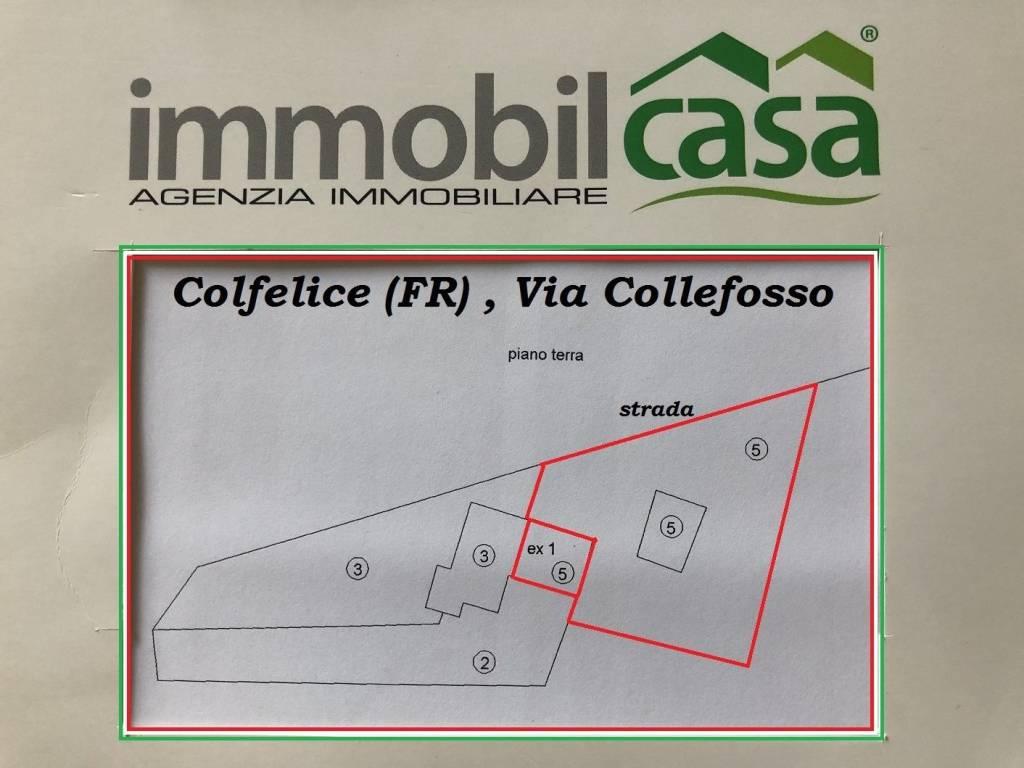 foto mappa Detached house via Collefosso Seconda, Colfelice