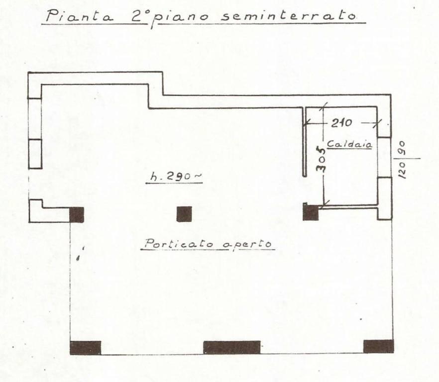 foto PIANO 2 SEMINTERRATO Casa indipendente via Sion, Alta Valle Intelvi
