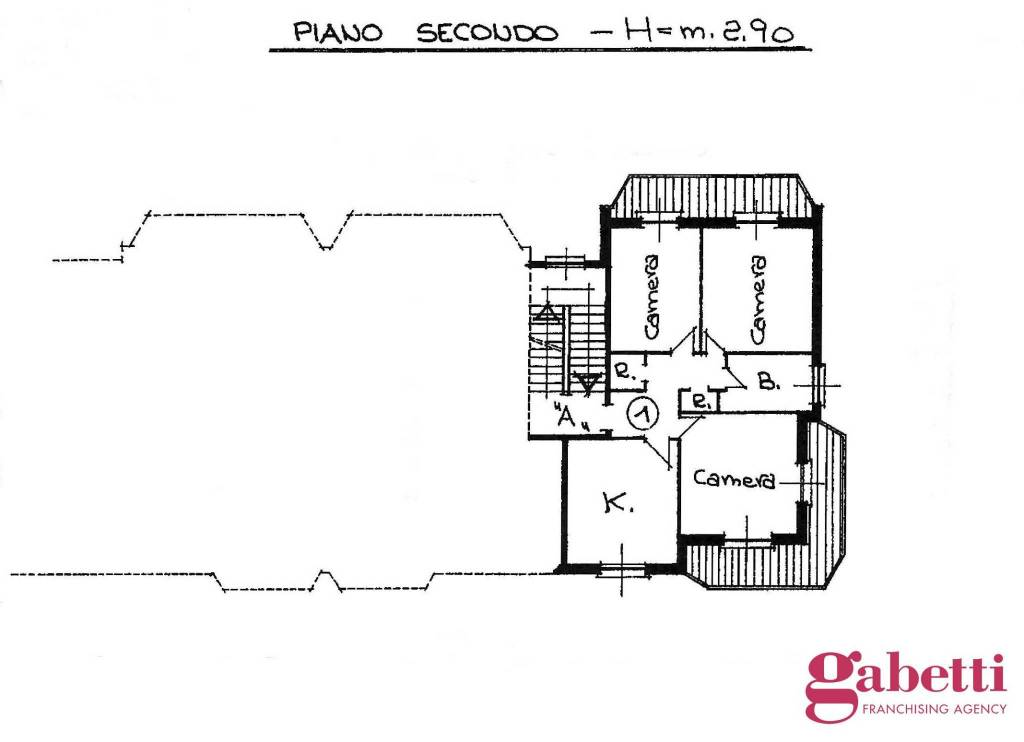 foto Appartamento 4-room flat via O  Badellino 3, Santa Vittoria d'Alba