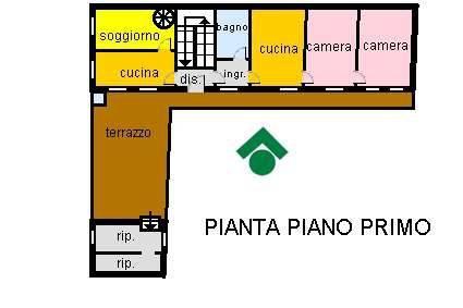 foto  Multi-family villa, excellent condition, 360 sq.m., Virle Piemonte