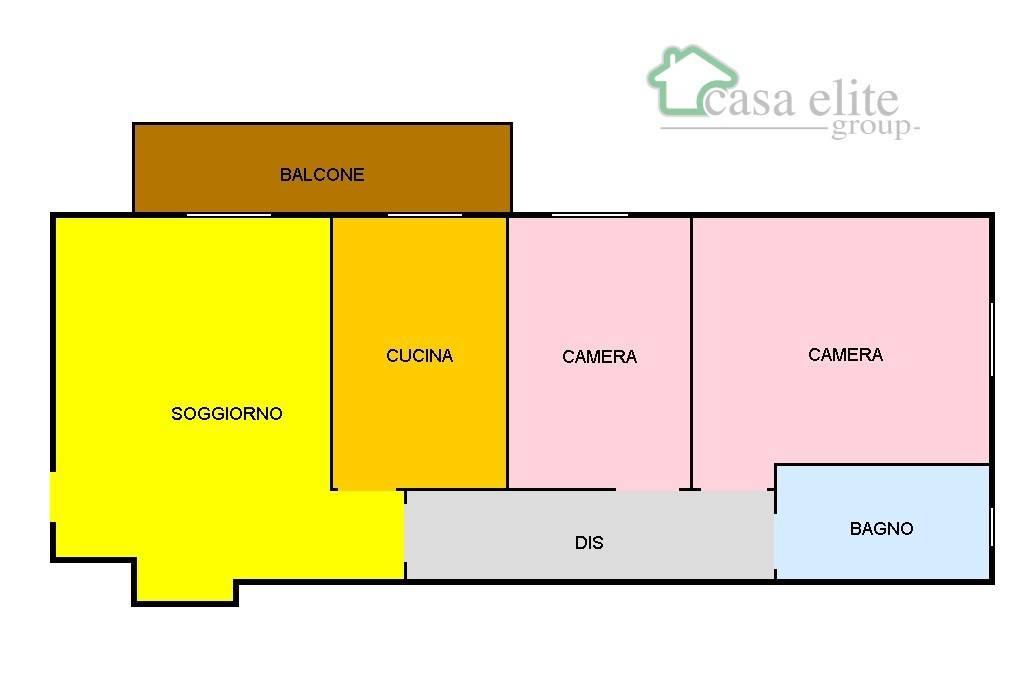 foto  3-room flat piazza Giacomo Puccini 16N, Vizzolo Predabissi