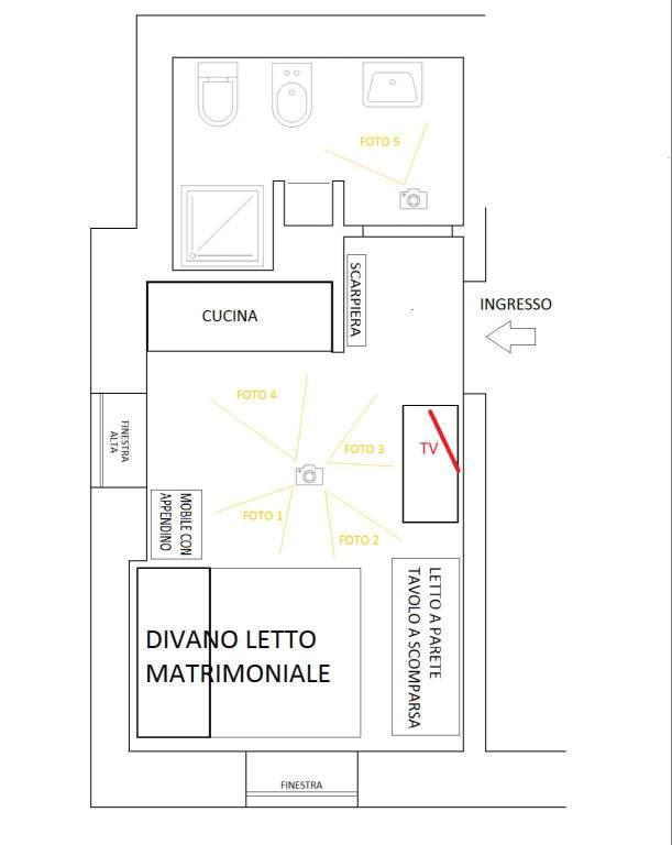 foto  Studio Borgata Grange Sises, Sauze di Cesana