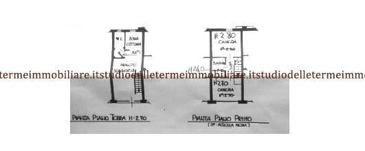 foto general plan 3-room flat via Montecchia 12, Selvazzano Dentro