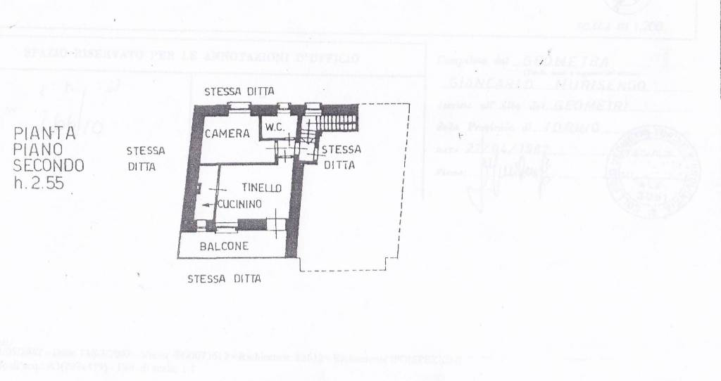foto  2-room flat via Giulia, Fenestrelle