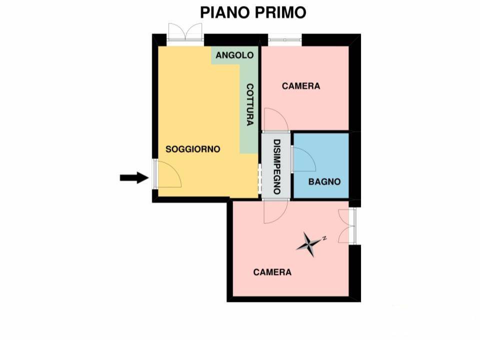 foto  3-room flat Strada Regionale della Valle d' 89, Ayas