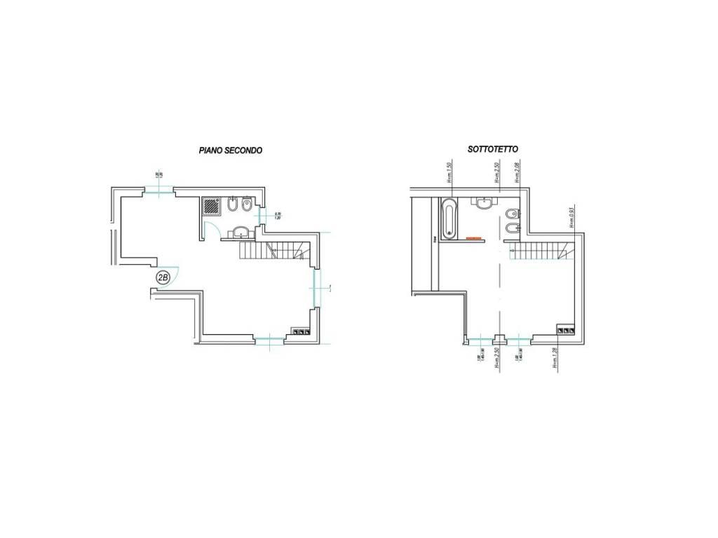 foto Planimetria 3-room flat via Don Giovanni Gatti 100, Caspoggio