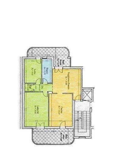 foto  3-room flat via Filippo Turati, San Giorgio Ionico