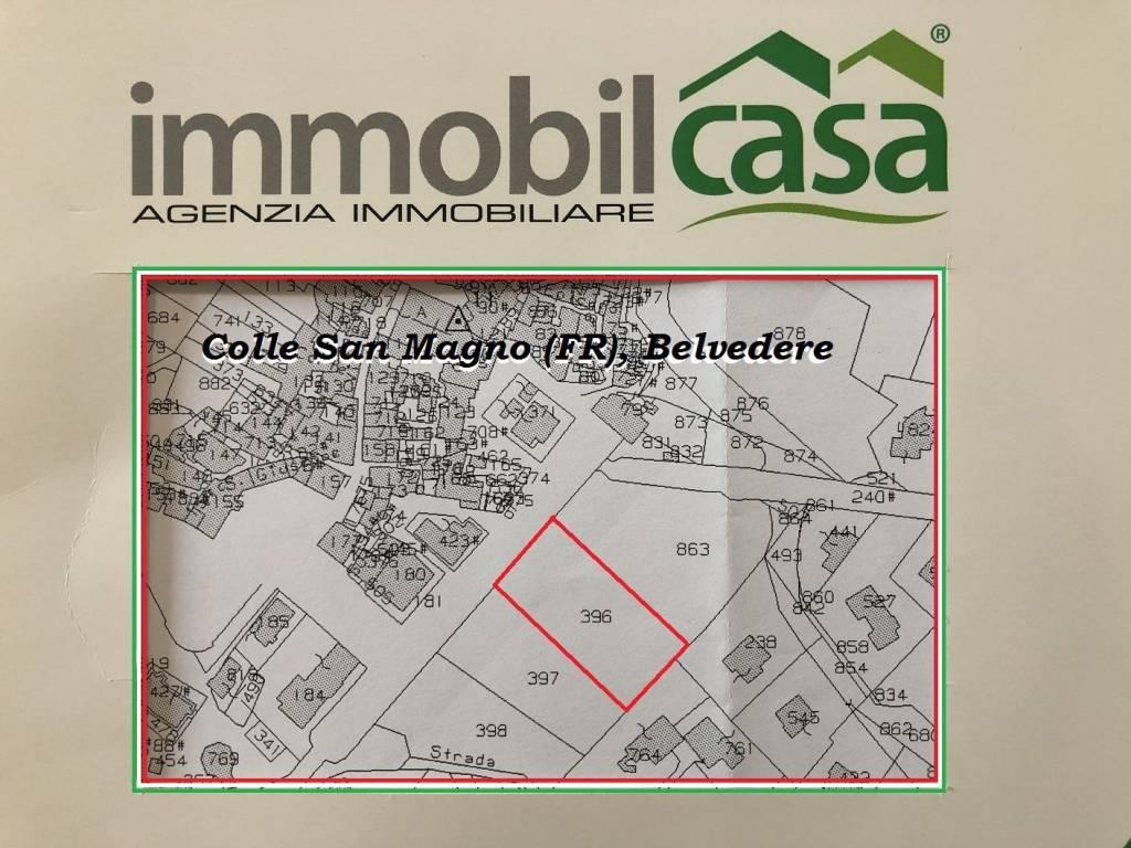 foto terreno 22500 Residential building plot in Colle San Magno