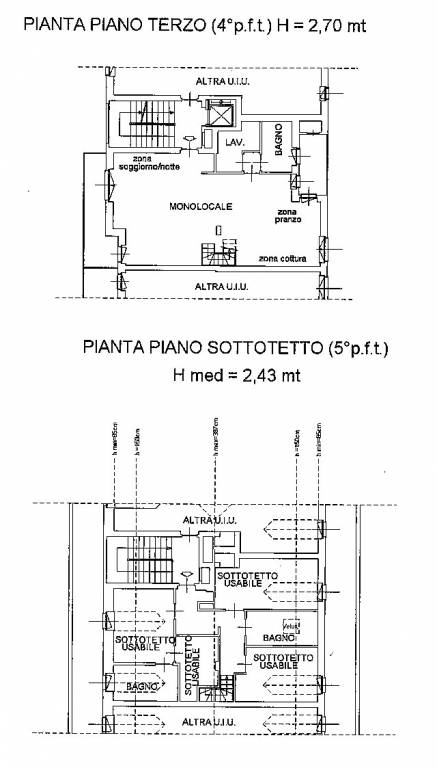 foto  Apartment excellent condition, top floor, Settimo Torinese
