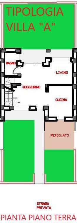 foto  Terraced house via Massimo D'Azeglio, Cuneo
