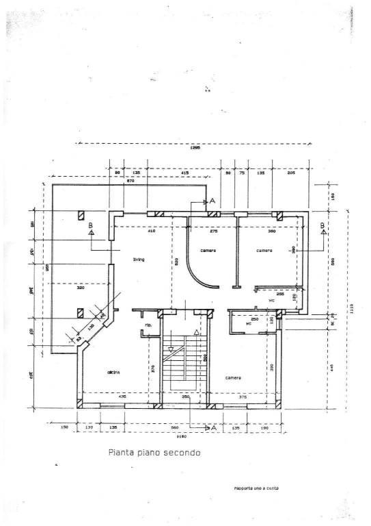 foto  4-room flat via dei Gladioli 5, Ribera