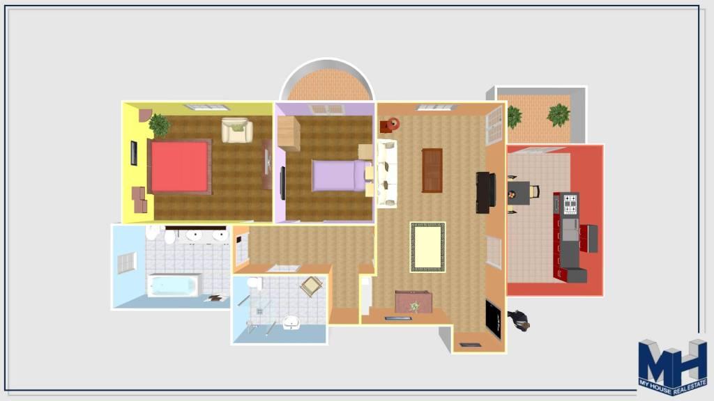 foto  3-room flat via Don Giovanni Fumagalli 7, Senago