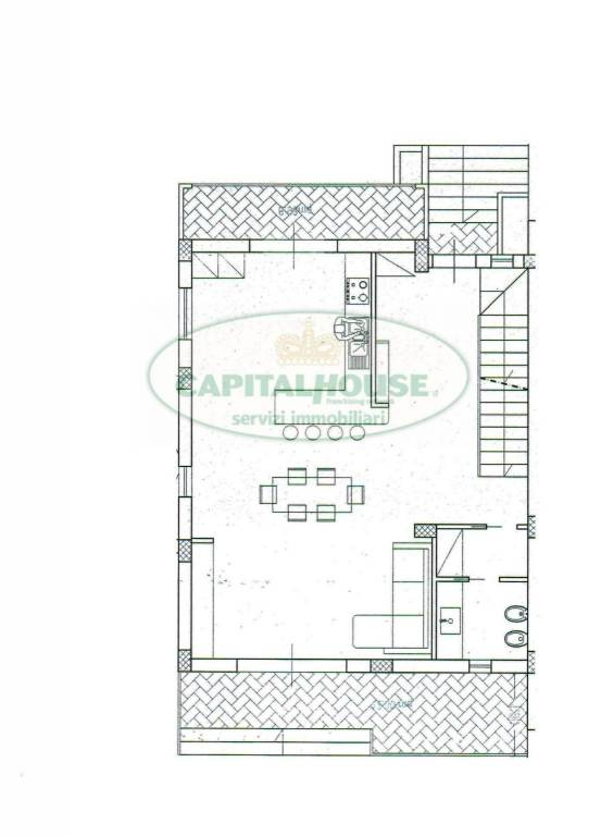foto piano rial Single family villa piazza Regina Margherita, San Gennaro Vesuviano